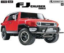 Tamiya 58588 1/10 Toyota Fj Cruiser Cc-01 Electric 4Wd Off-Road Truck Kit