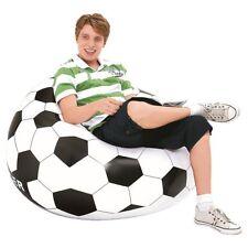 Jilong Soccer Chair - Inflatable Sofa Air Sofa 108x108x68 Cm