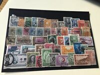 Mixed World Vintage stamps Ref 53882