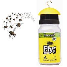 ENVIROSAFE Fly Catcher & Wasp Trap - Catch Blow Flies House Flies SAFE