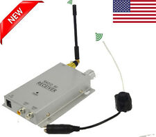 Mini Wireless Spy Nanny Micro Camera Cam 380TVL Hidden Pinhole System+Receiver G