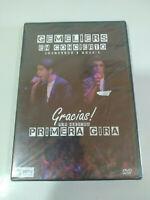 Gemeliers en Concierto Barcelona Madrid Primera Gira - 2 x DVD Nuevo