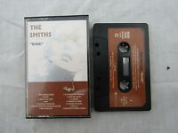 CASSETTE THE SMITHS RANK rough trade c126