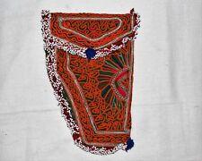 Kuchi Nomaden Bestickter Stoff, gebraucht, Pistolen Tasche, Tribal Stickerei