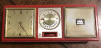 Marlboro Clock Radio | Vintage | Veni Vidi Vici | Clock Ticks, Radio Untested
