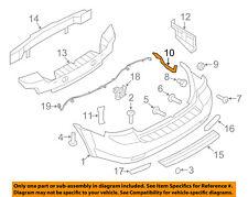 New OEM Front Bumper Side Bracket Left Driver For 11-15 Sorento 865772P000