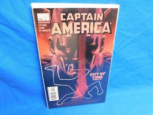 Marvel Comics Captain America 2005 #2 Ed Brubaker VF/NM