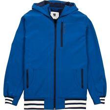 Burton Men's Softshell Full Zip Hoodie Jacket Size L New