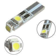 20x 6000K 58 70 73 74 T5 Dashboard Gauge 3 1210 SMD LED Wedge Car Bulb Light