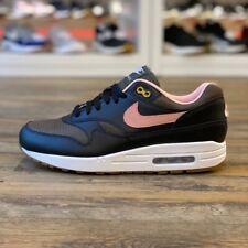 Nike Air Max 1 Textile ID Gr.42 Sneaker Schuhe schwarz 943756 900 Classic Retro