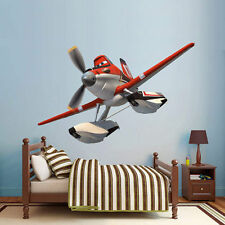 PLANES DISNEY Dusty WALL DECAL ART MURAL DECOR STICKERS XL 150cm !!! NEW