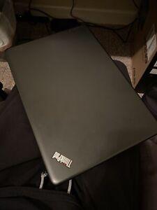 ThinkPad E570, i7-6500U, GTX 950M, 16GB Ram, 512 GB NVME, 1TB HDD