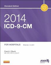2014 ICD-9-CM for Hospitals, Volumes 1, 2 and 3 St