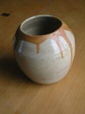 Unique Decorative Vintage Studio Pottery Bowl Mid C Retro Eames Signed Vogel ?