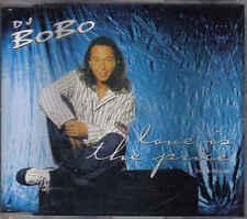 DJ Bobo-Love is the Price cd maxi single eurodance