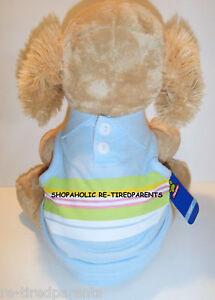 POLO SHIRT - TOP PAW - PET - DOG - PUPPY - BOYS - BLUE - SM or LG - NWT $12