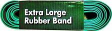 1 Extra Large Green Rubber Band 36 Diameter X 34 Wide Xl Big Pratt 147213