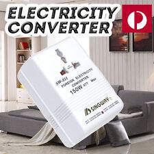 150W   240V to 110V Step Down&Up  Voltage  Adapter Travel Converter Transformer