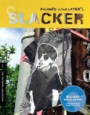 Criterion Collection Slacker - Movie DVD BLURAY