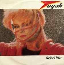 """TOYAH - Rebel Run (12"""") (VG/VG)"""