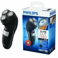 Philips Series 3000 Corded Electric Shaver Dry Face Shaving Beard Razor Grooming