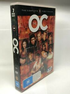 The OC - Complete First Season -  7 DVD Box Set - AusPost with Tracking