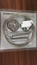 IKEA DIGNITET Curtain Wire, Stainless Steel