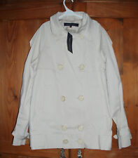 Imperméable court French Connection, Beige, Neuf, Taille 40 (10)