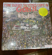 Gonn Time Travel 50 Years Come & Limited Vinyl EP RSD Black Friday 2016 SEALED