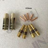 """Binzel BW SB15 MB15 15AK 15 AK Tip 0.9mm 0.035""""  Nozzle Holder MIG-200 Mig Gun"""