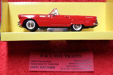 94228RD 1955 Ford Thunderbird Car NEW IN BOX