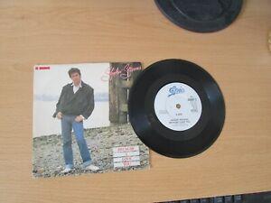 (T830) Shakin' Stevens, Because I Love You - 1986 - 7 inch vinyl Very Good .