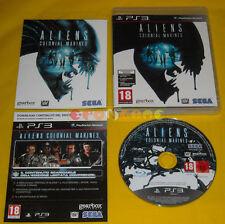 ALIENS COLONIAL MARINES Ps3 Versione Ufficiale Italiana Alien »»»»» COMPLETO
