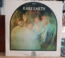 RARE EARTH - GET READY   LP