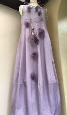 Fantastic Balloon Hem Dress Out Of Xile M 12 14 Lilac Vintage Party Wedding Boho