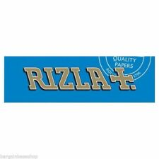 2500 rizla BLUE REGULAR papers 50 booklets