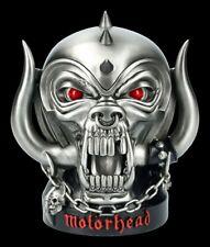 Motörhead Schatulle - Snaggletooth - Musik Künstler Kästchen Dose Deko