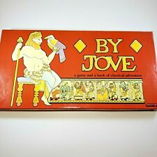 By Jove Board Game by Aristoplay Ltd 1983 Gods Heroes Mortals Minotaur Mythology