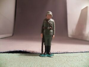 Marx 60mm Warriors of the World WWII German Parade Rest No box or Card