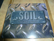 SOiL - Throttle Junkies (Parental Advisory SEALED NEW CD 2008)