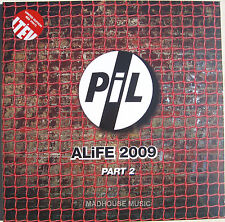Sex Pistols PUBLIC IMAGE LIMITED LP x 2 Alfie Part 2 RECORD STORE DAY 2015 Red V