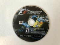 Formula One Championship Edition - Playstation 3 PS3 - Cleaned & Tested