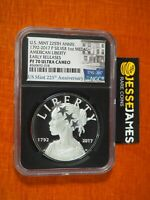 2017 P AMERICAN LIBERTY PROOF SILVER MEDAL NGC PF70 ULTRA CAMEO EARLY RELEASES
