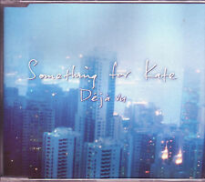Something For Kate Deja Vu Australian CD single (2003)