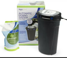 Automatic Pond Water Treatment Dosing System Clean Solution Aquascape 96030 NEW
