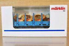 MARKLIN 1998 SHORT BLUE CUXHAVEN RUNGENWAGEN WAGON COACH RED SEAT SONDERMODELL