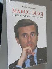 LIBRO MARCO BIAGI STORIA DI UN UOMO LASCIATO SOLO MELCHIONDA MINERVA
