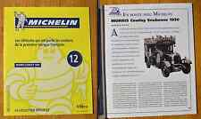 Fascicule Michelin,collection officielle,Altaya, n°12, Morris Cowley Snubnose 30