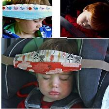 Adjustable Baby Kids Safety Sleep Nap Aid Car Stroller Seat Head Support Belt