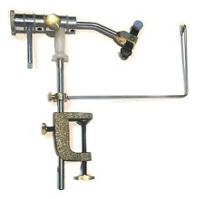 Rotary Fly Tying Vise Bobbin rest rotation Clamp model Fly Tying Vice